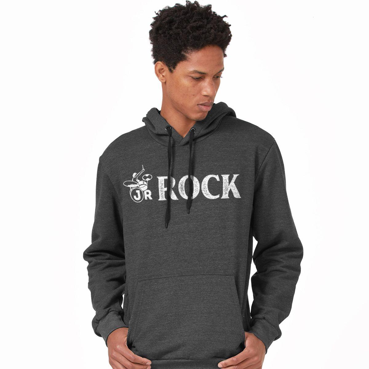 Moletom João Rock Logo
