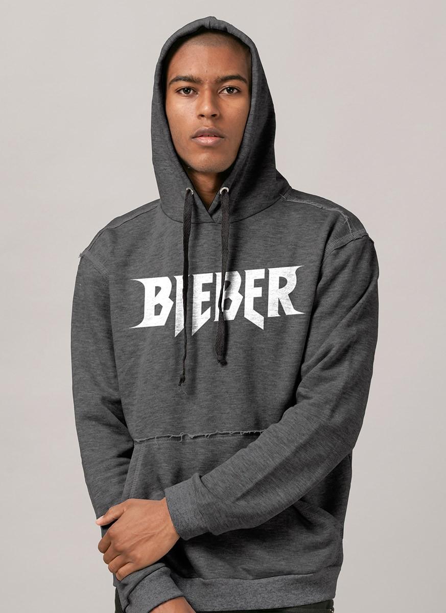 Moletom Justin Bieber BIEBER