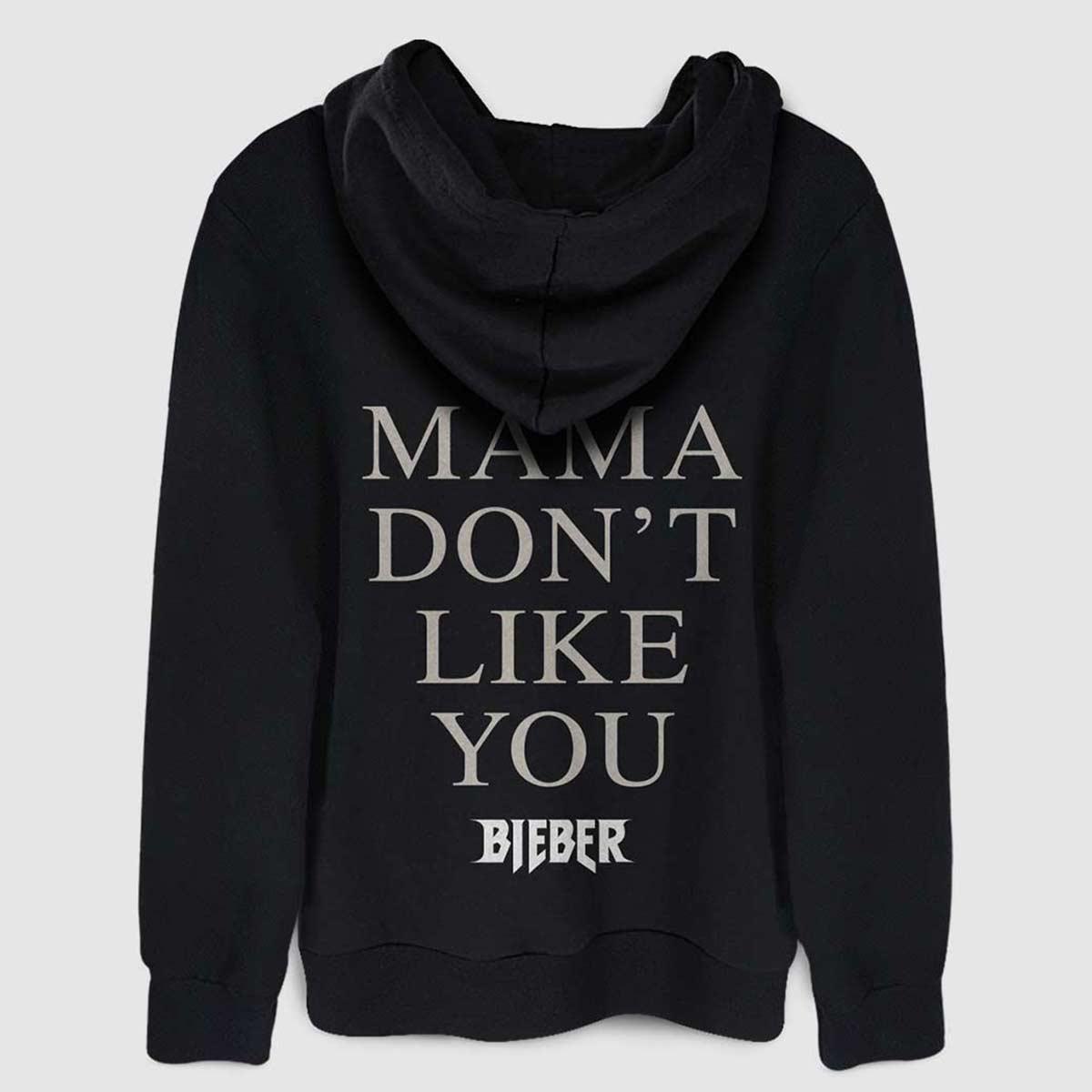 Moletom Justin Bieber My Mama