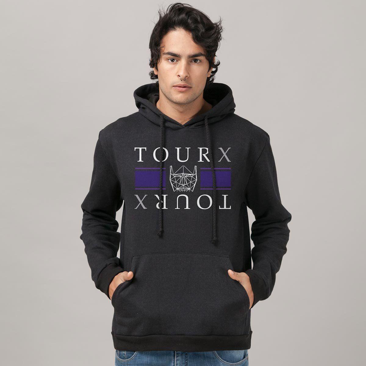 Moletom Luan Santana Tour x