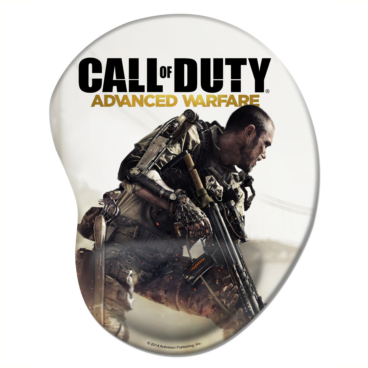 Mousepad Call Of Duty Soldier