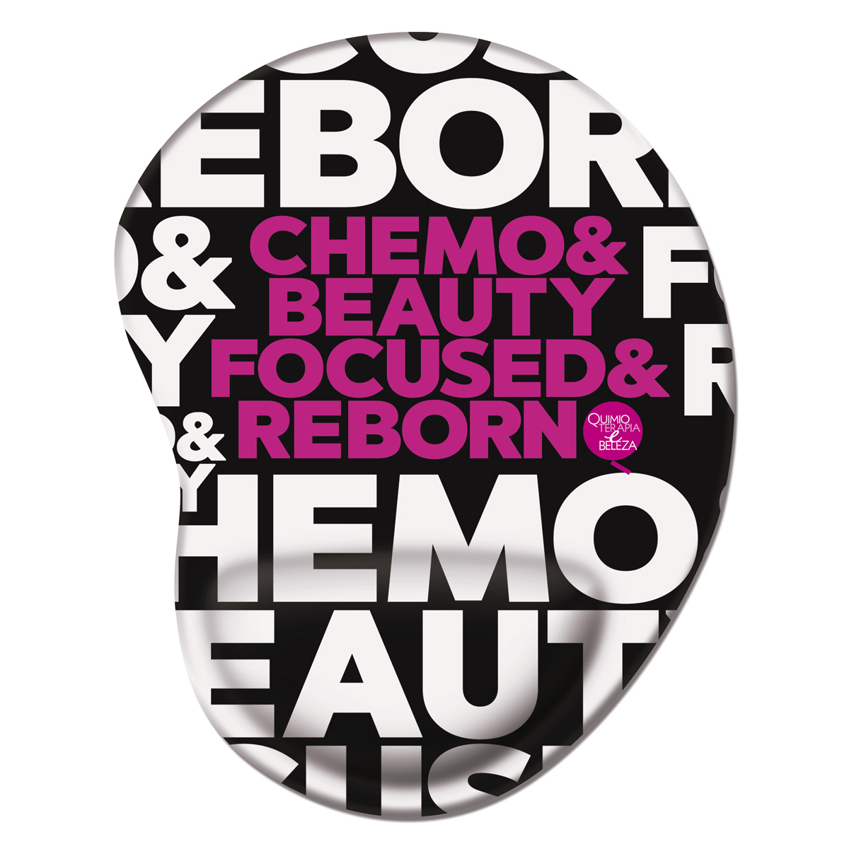 Mousepad QeB Chemo & Beauty