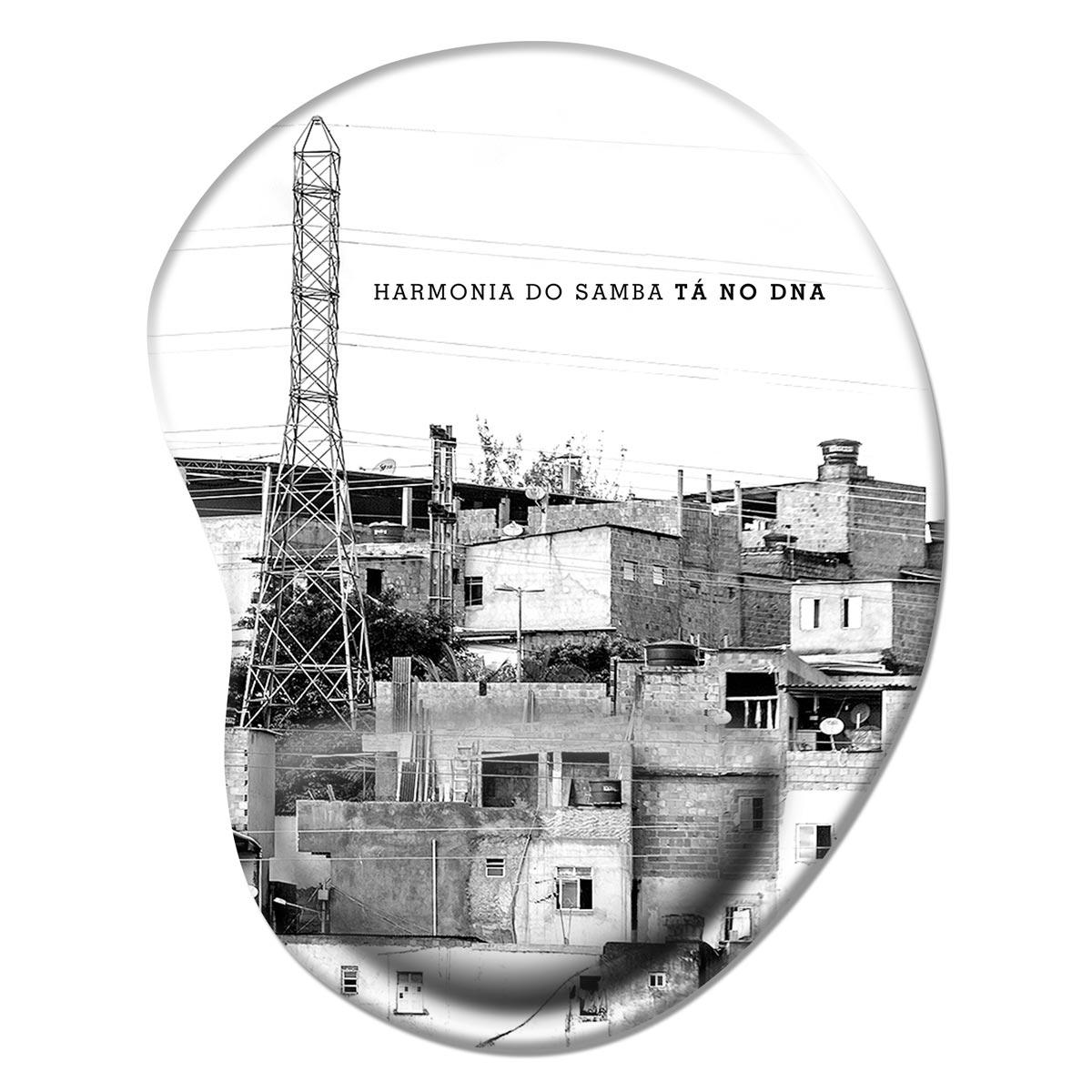 Mousepad Harmonia do Samba Tá no DNA