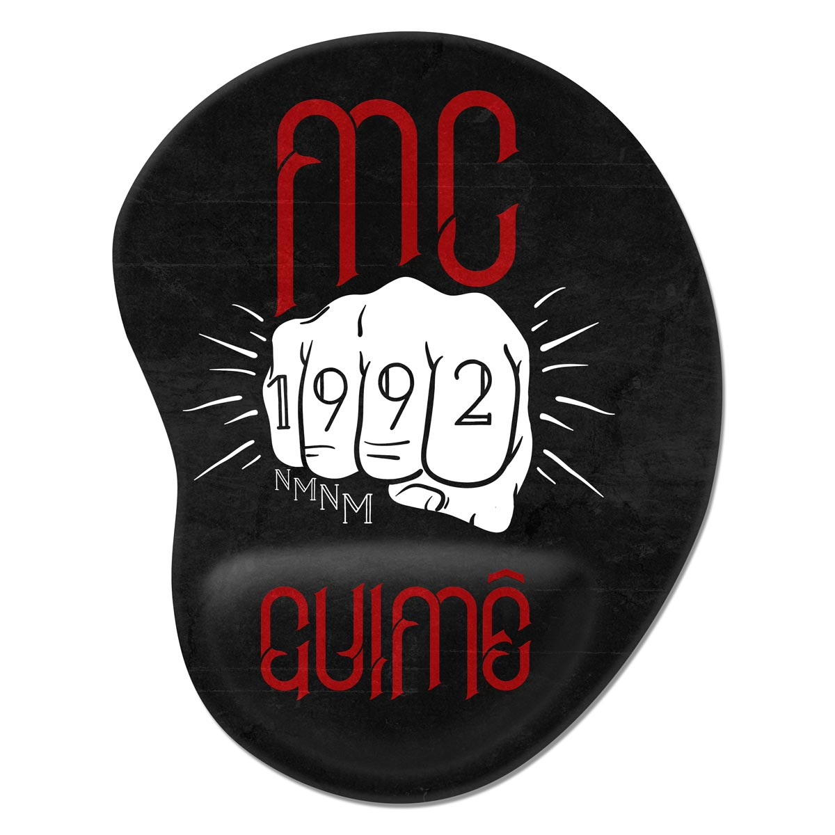 Mousepad MC Guimê 1992