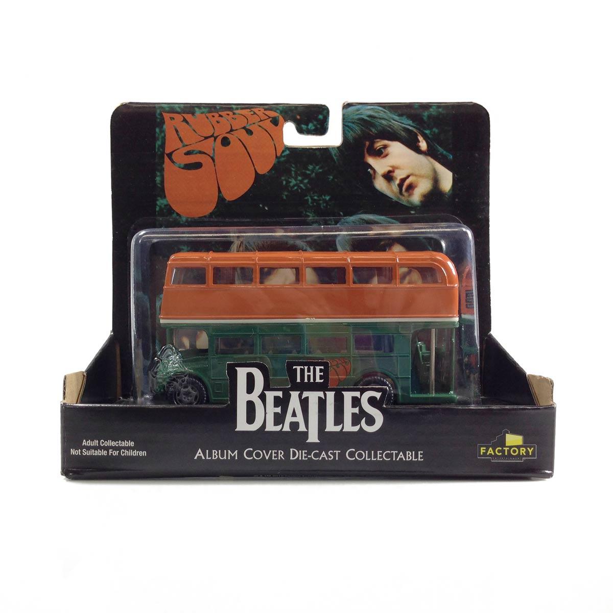 Ônibus Rubber Soul The Beatles