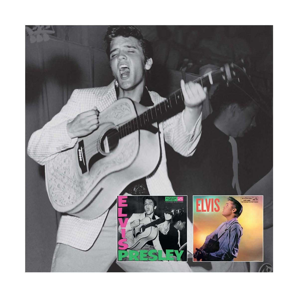 CD Duplo Elvis Presley - Elvis 1956
