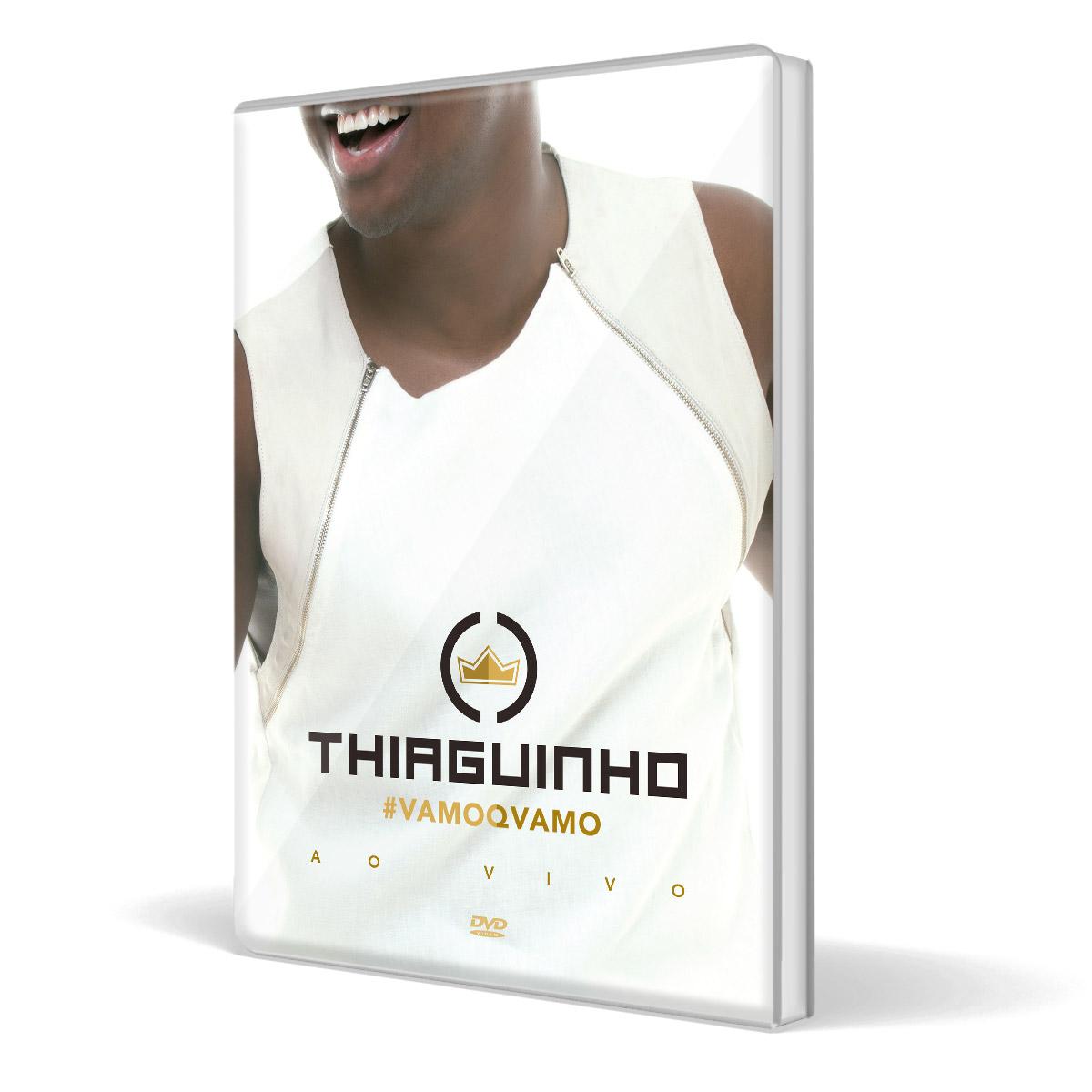 DVD Thiaguinho #Vamoqvamo Ao Vivo