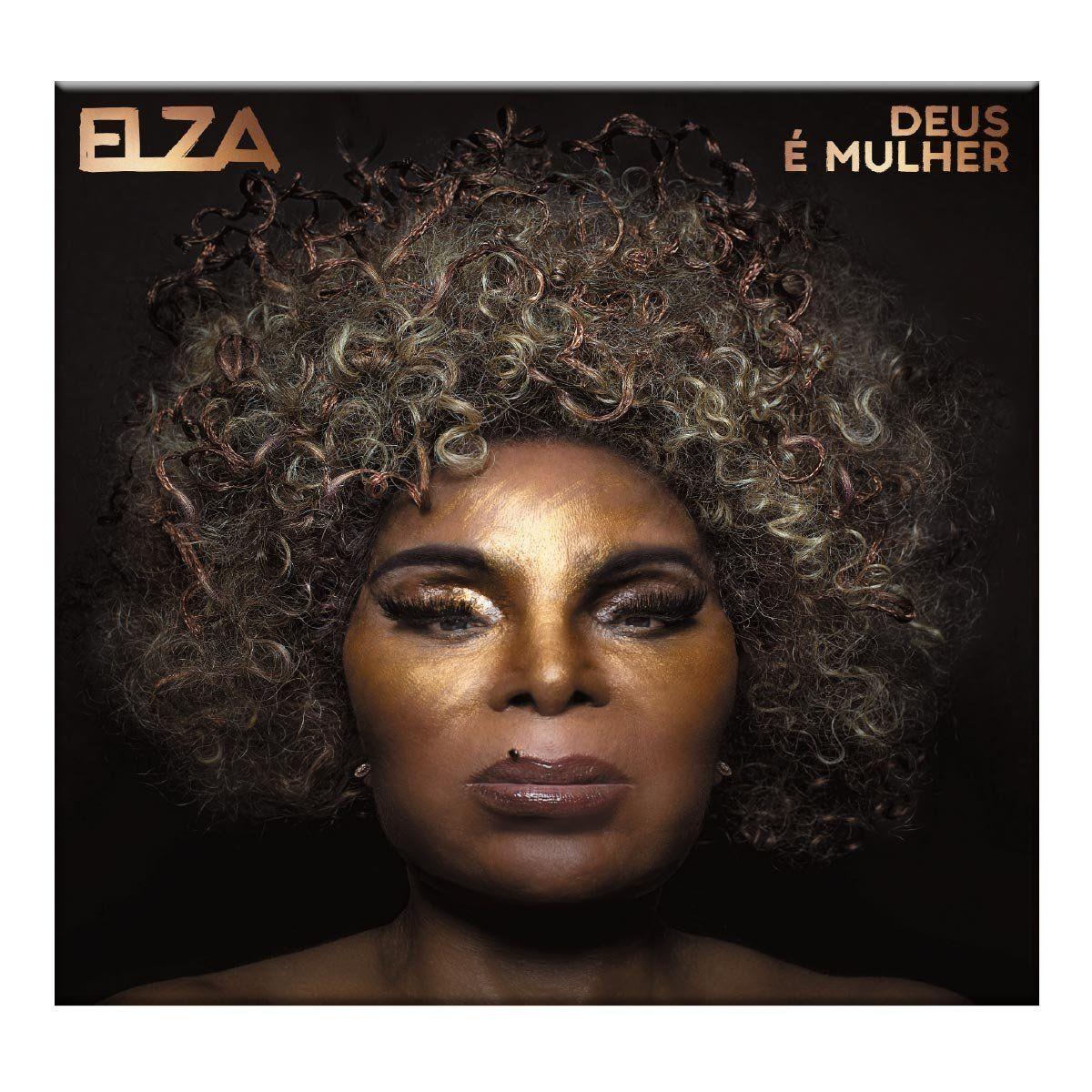 LP Elza Soares Deus é Mulher