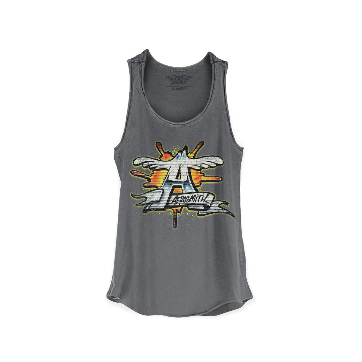 Regata Premium Feminina Aerosmith ´A´