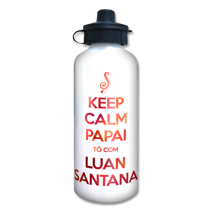 Squeeze Luan Santana Keep Calm Papai