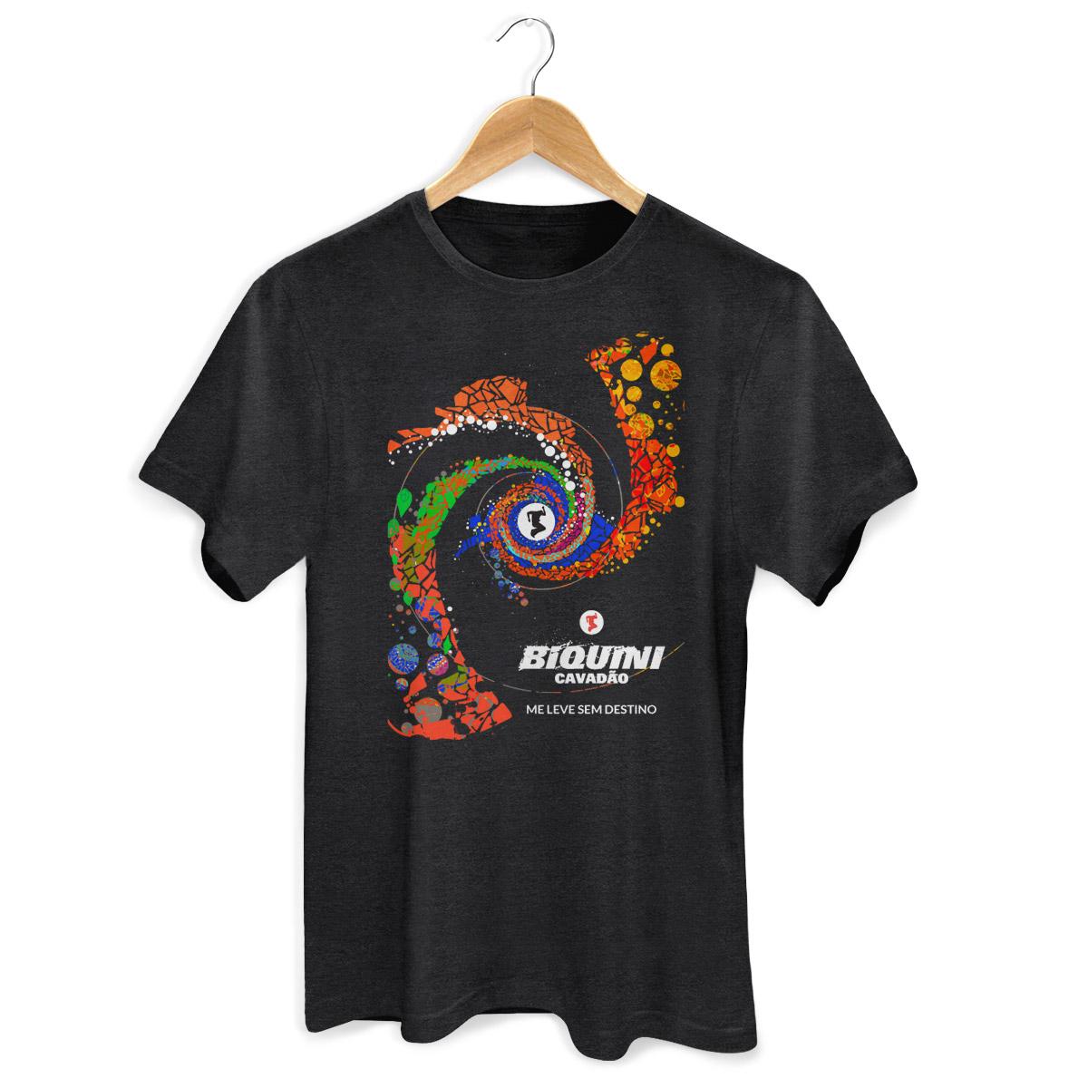 Camiseta Masculina Biquini Cavadão Me Leve Sem Destino