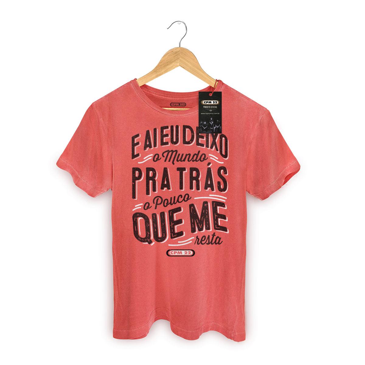 T-shirt Premium Masculina CPM 22 Tony Galano