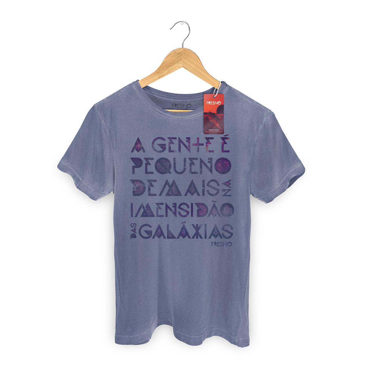 T-shirt Premium Masculina Fresno Galáxias