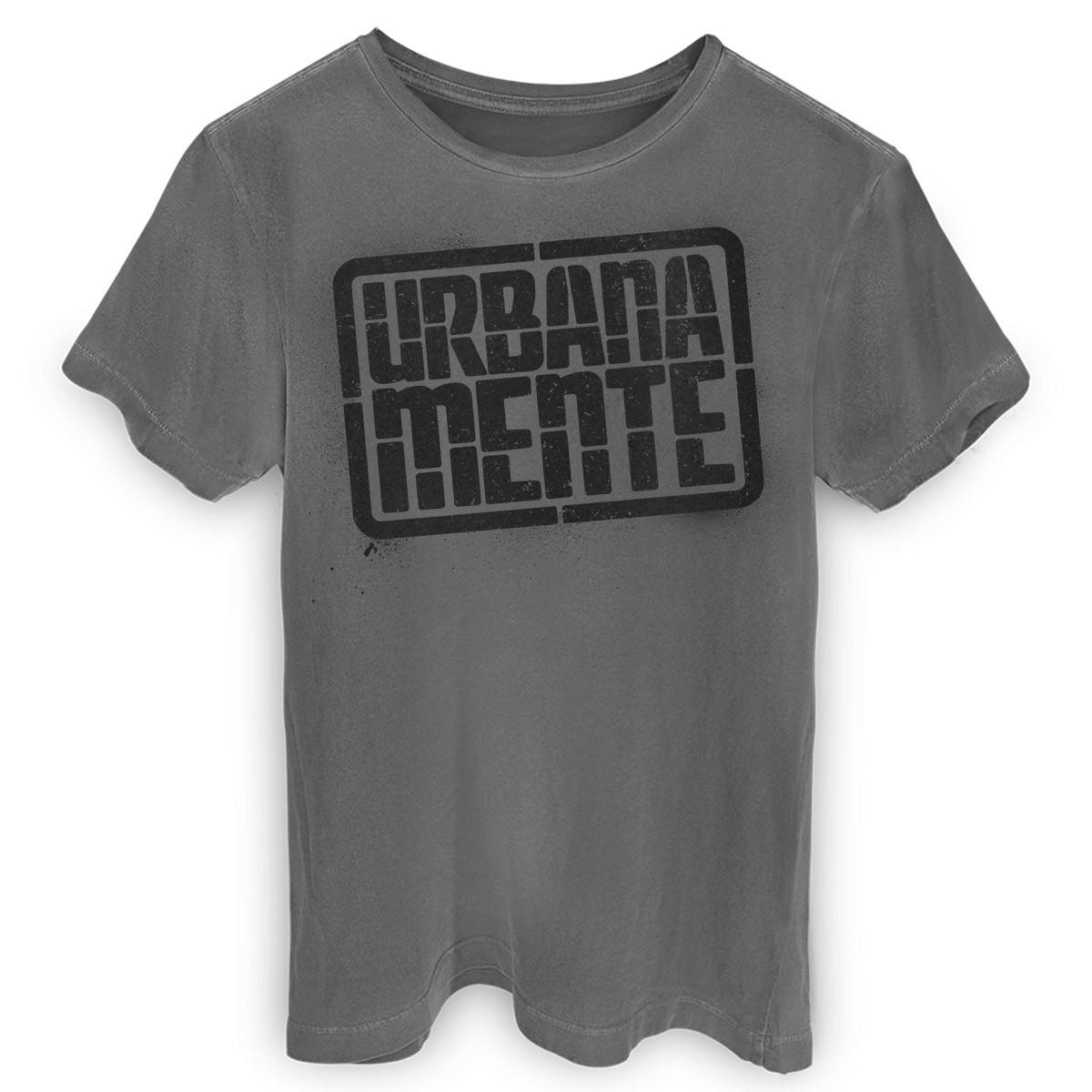 T-shirt Premium Masculina Urbanamente Type