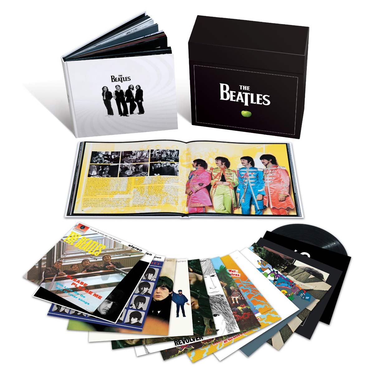Produto IMPORTADO The Beatles Stereo Vinil Box Set