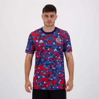 Adidas Bayern 2022 Pre Match Jersey