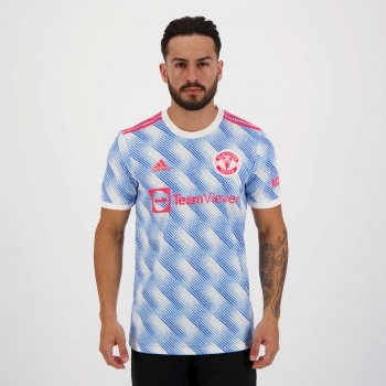 Adidas Manchester United 2022 Away Jersey