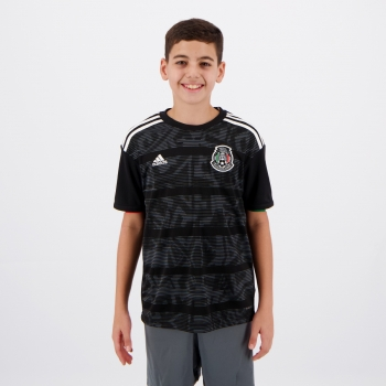 Adidas Mexico Home 2019 Kids Jersey