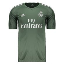 1afc4a80a Adidas Real Madrid GK 2018 Patch Jersey