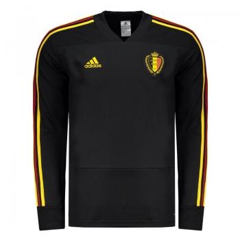 Adidas Belgium 2019 Training Long Sleeves Jersey