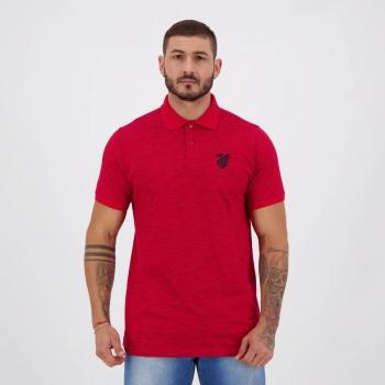 Athletico Paranaense Mix Red Polo Shirt