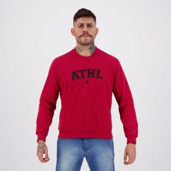 Athletico Paranaense Red Sweatshirt