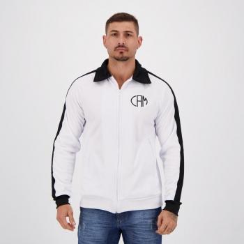 Atlético Mineiro White Retro Jacket