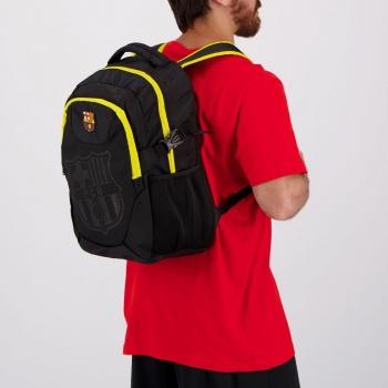 Barcelona Active Sport Black Special BackPack