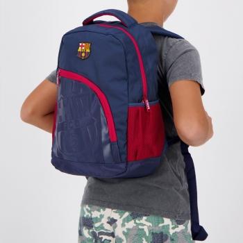 Barcelona Bress Navy Backpack