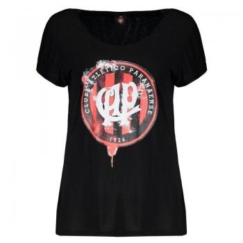 Atlético Paranaense Ink Women T-Shirt