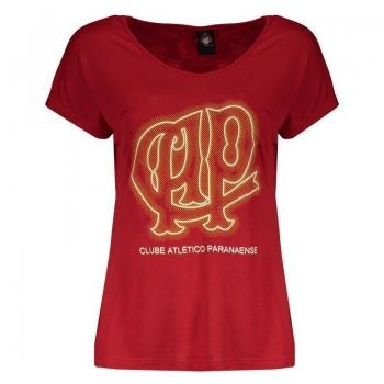 Atletico Paranaense Red Women T-shirt