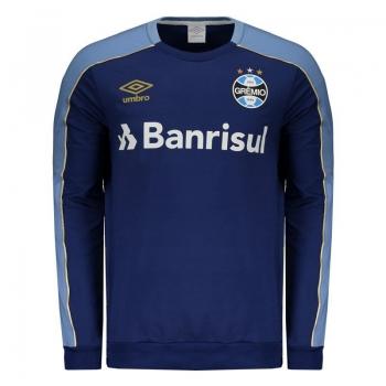 Umbro Grêmio Training 2019 Navy Blue Sweatshirt