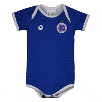 Cruzeiro Striped Baby Romper Suit