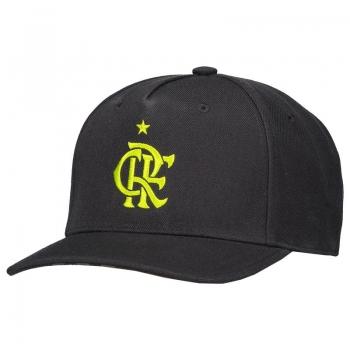 Adidas Flamengo Dark Gray Cap