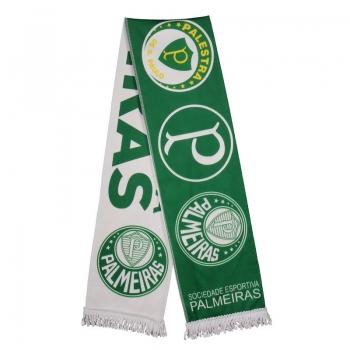 Palmeiras Badge Green Scarf