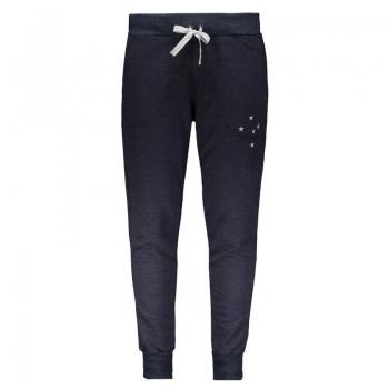 Cruzeiro Navy Blue Blended Pants