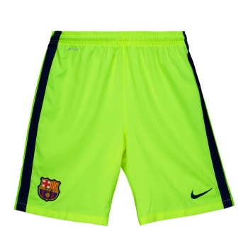 Nike Barcelona Third 2015 Kids Shorts