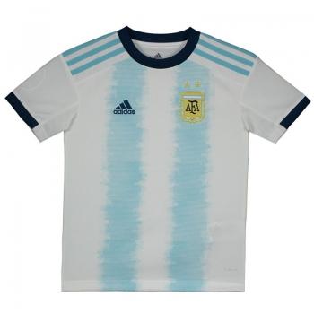 Adidas Argentina Home 2019 Kids Jersey
