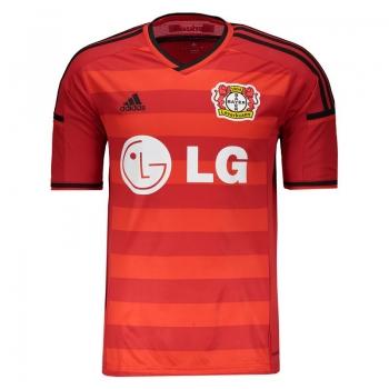 Adidas Bayer Leverkusen Home 2015 Authentic Jersey