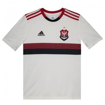 Adidas Flamengo Away 2019 Kids Jersey