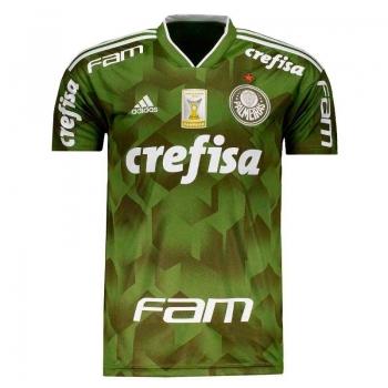 Adidas Palmeiras Third 2018 Brazilian Champion Jersey