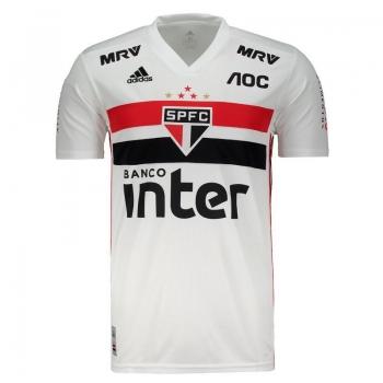 Adidas São Paulo Home 2019 Sponsor Jersey