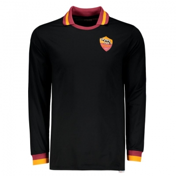 AS Roma Goalkeeper 2014 Long Sleeves Shirt