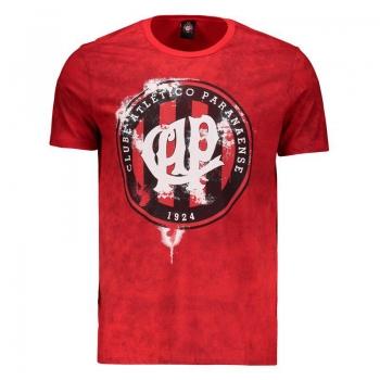 Atlético Paranaense Times Red T-Shirt