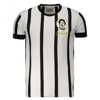Corinthians Rivelino Retro T-Shirt