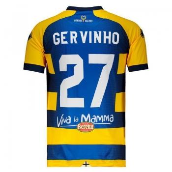 Errea Parma Away 2019 27 Gervinho Jersey