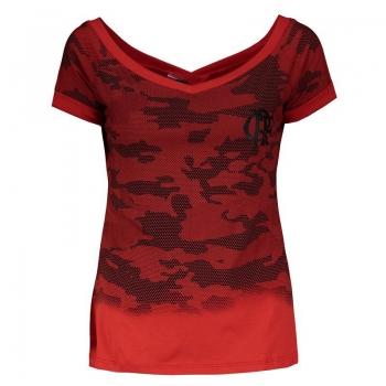 Flamengo Camo Women T-Shirt