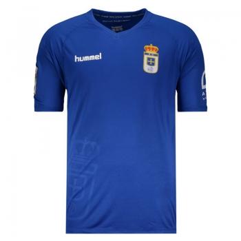 Hummel Real Oviedo Home 2014 Jersey