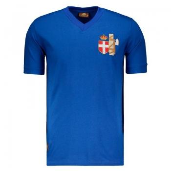 Italy 1938 Retro Blue T-Shirt