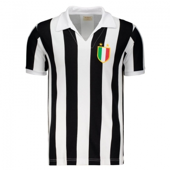 Juventus 1985 Retro Polo Shirt